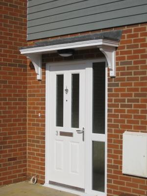 Door Canopy Front Door Canopies