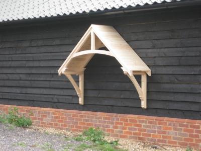 Door Canopy Timber Door Canopies Kits